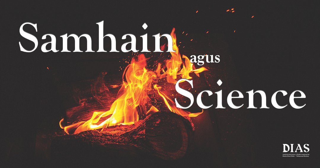 test Twitter Media - Starting this Monday 26 October and running through to the 03 November, join us for   ------->👻✨🔥Samhain agus Science🧪🥼🧨<-------  Full programme and how to book at the below link:  https://t.co/C1VLaCcOm4  Please RT and share far and wide! #DIASdiscovers #SamhainagusScience https://t.co/M5NBoPGha3