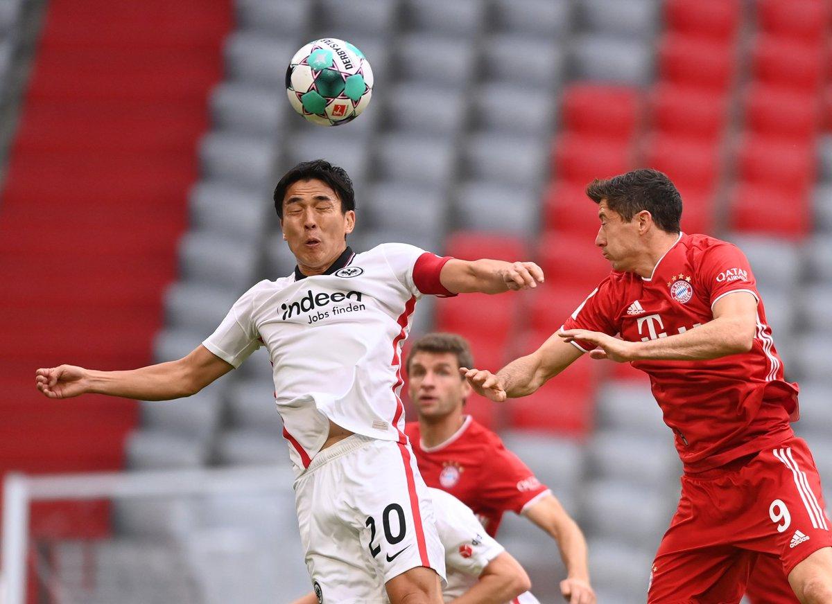 Xem lại trận đấu Bayern Munich vs Frankfurt, Bundesliga (24/10)