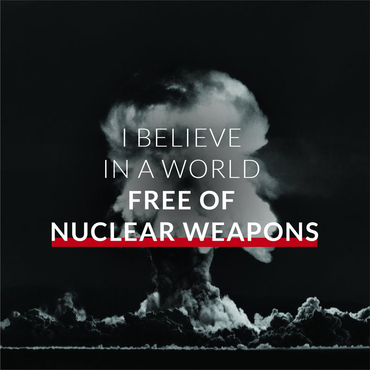 We banned the bomb! A rare piece of good news in 2020: nuclear weapons are about to become illegal, after the 50th State ratified the #NuclearBan.