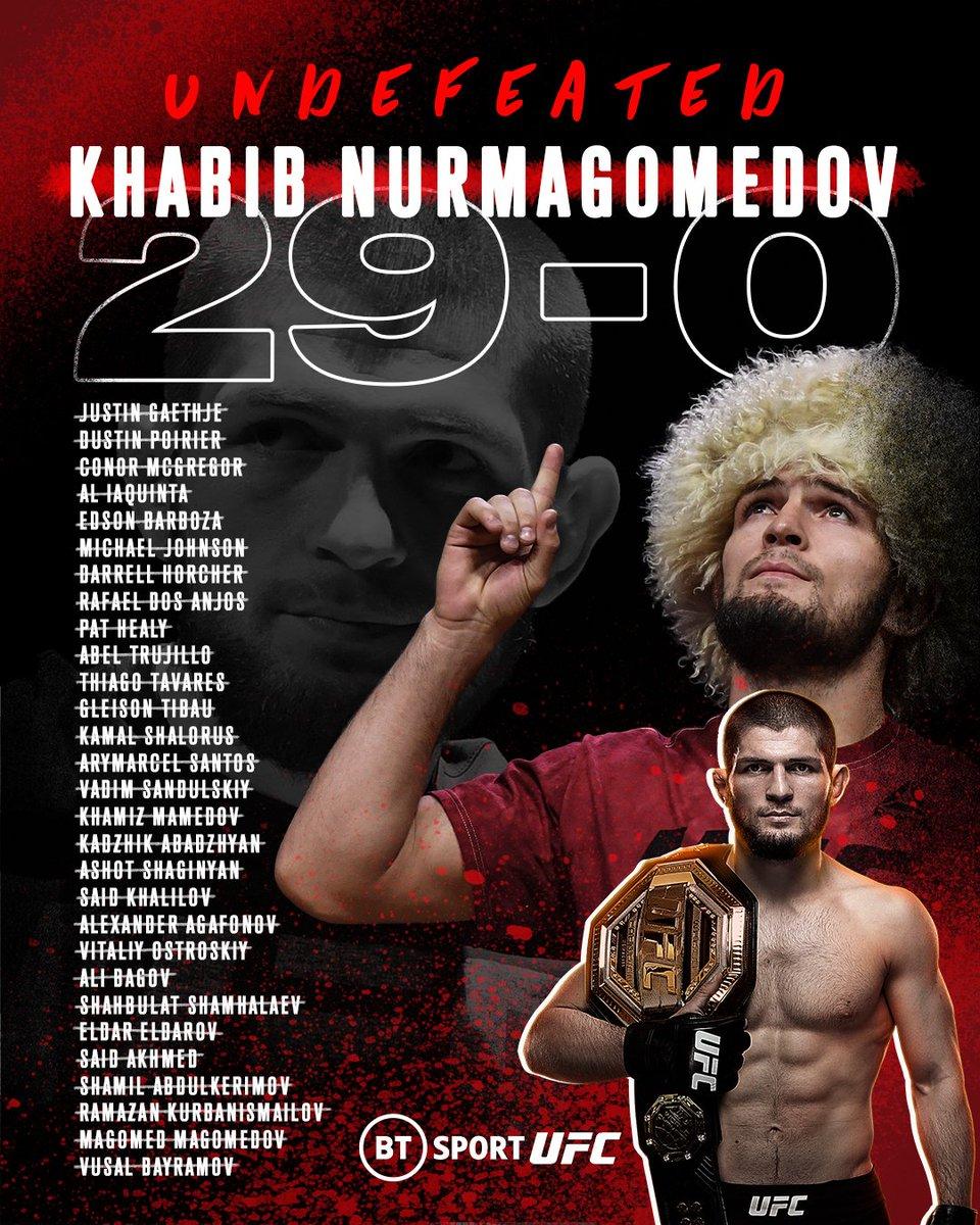 BREAKING: Khabib Nurmagomedov announces his retirement from MMA. #UFC254 https://t.co/JtLGvh36ds