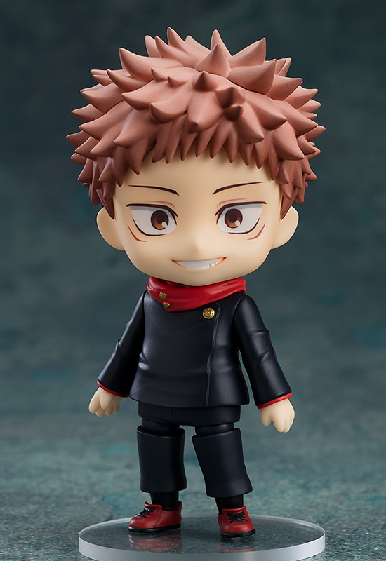 Nendoroid of Yuji Itadori from Jujutsu Kaisen is available for preorder now! Be sure to preorder him soon!  Preorder: https://t.co/40zAvVarqn Preorder (US): https://t.co/Re1w8JgzfE  #jujutsukaisen #nendoroid #goodsmile https://t.co/AdVWABlqS0
