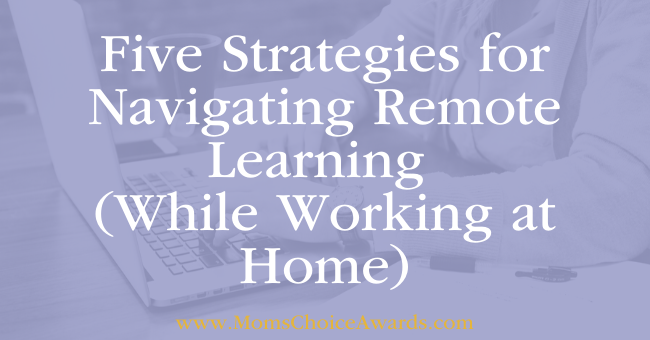 #ICYMI: #Working at home while managing a #child's #remotelearning experience means more challenges & fewer opportunities for #WorkLifeBalance. Savvy #parents employ these five #strategies for making the #household run more smoothly 👉🏼 https://t.co/ObQ4ft08hE https://t.co/n5vbUpC3Oq