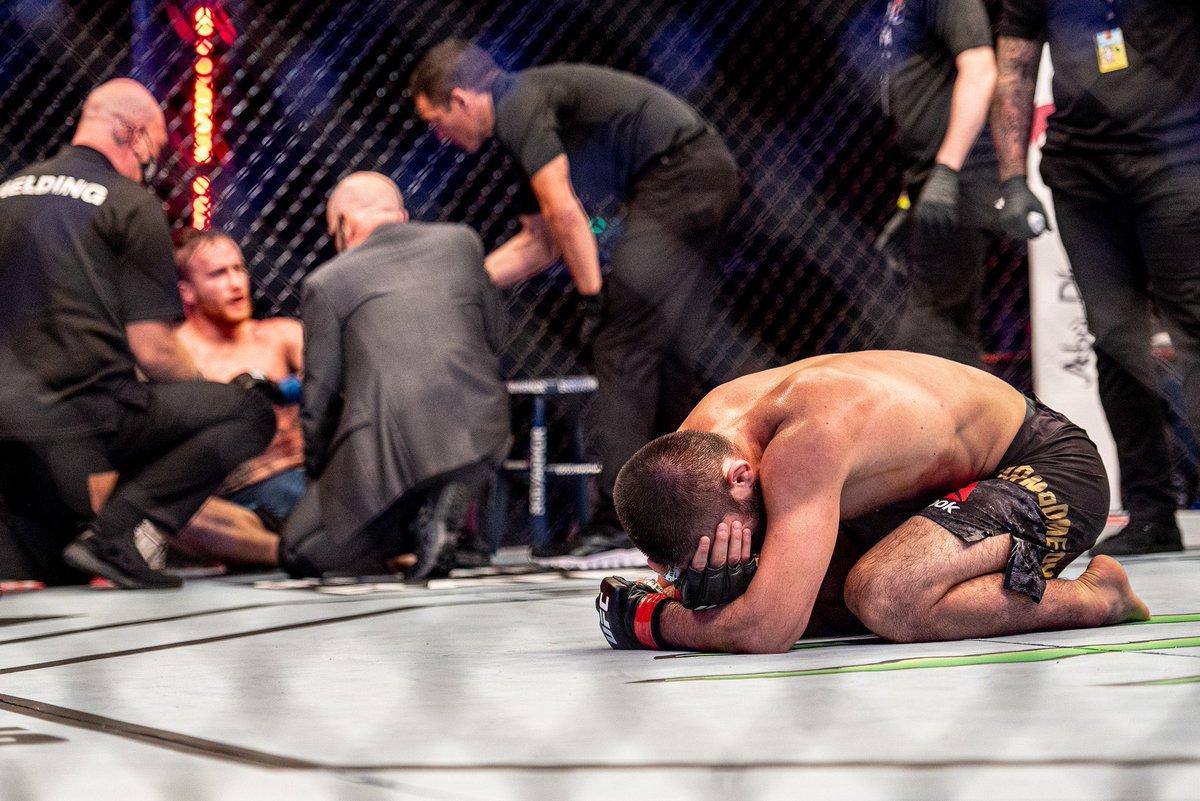 #UFC254