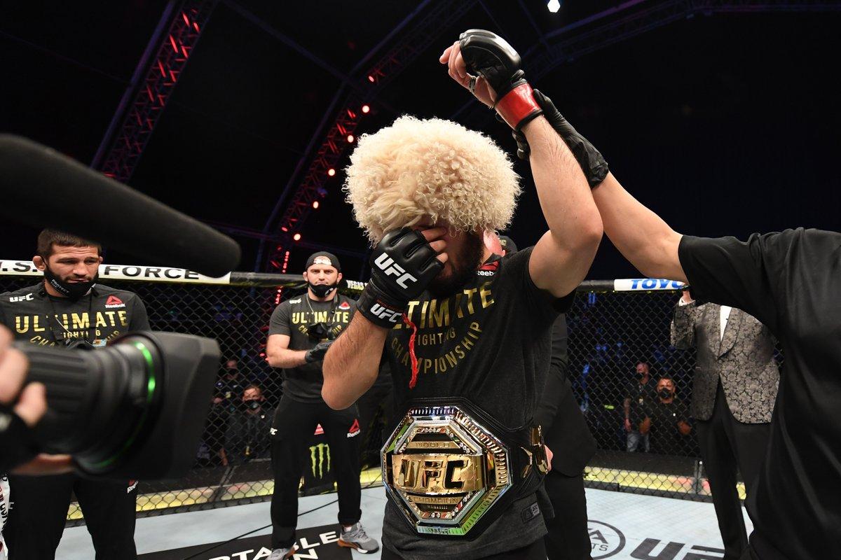 #ThankYouKhabib #UFC254 https://t.co/Y0wqZtzkON
