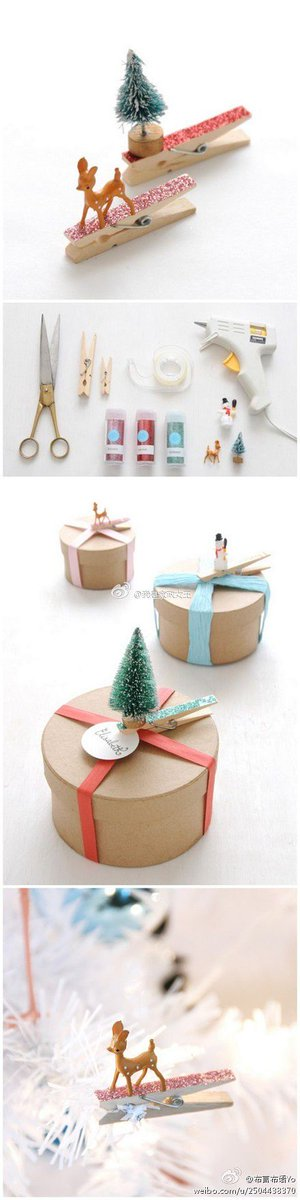 #GiftsWrapping Ideas  : christmas diy _   https://t.co/N4056I78m2 https://t.co/hPO0HBXJ35