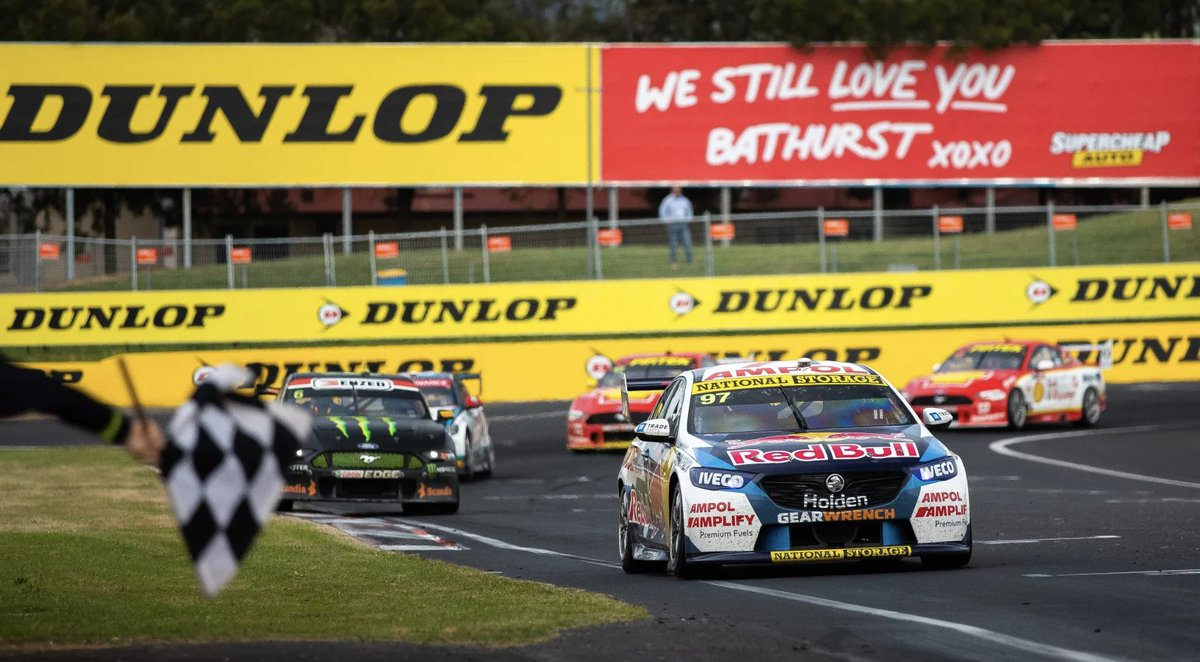 COVID-19 found in sewage after last weekend's Bathurst 1000 https://t.co/JWZ6TIjm0V https://t.co/nibr8d8UvT