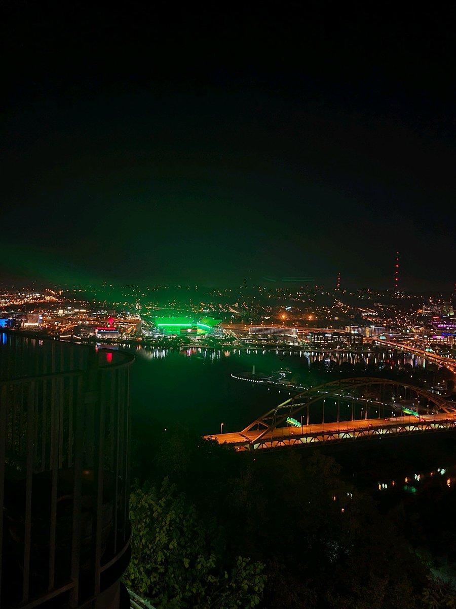 #thankyou #Pittsburgh #pmsf #phelanmcdermidsyndrome #steelcity @heinzfield #shine #tough #grit #champions #love