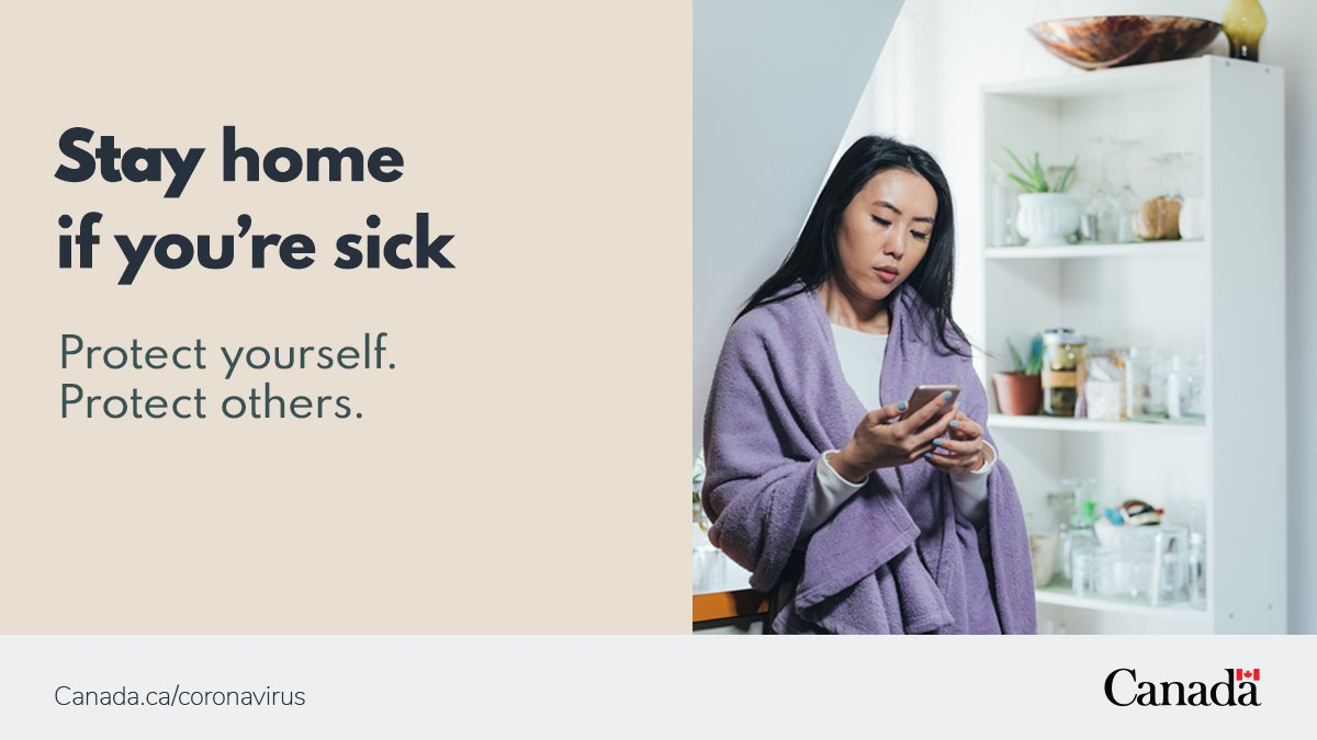 Protect yourself, your family and your community. Wear a non-medical mask, practice #physicaldistancing, wash your hands, and stay home if you have #COVID19 symptoms. Learn more about preventative measures: ow.ly/rzbS50BUPh2 #COVIDWise