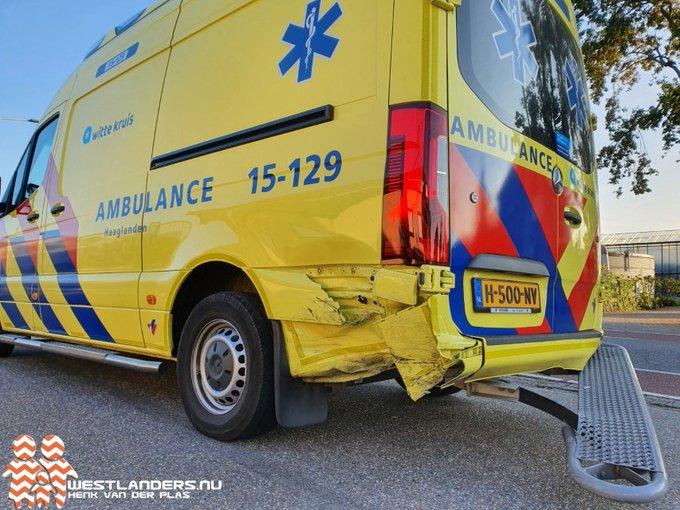 Bestuurder die tegen ambulance botste niet onder invloed https://t.co/Figjl1DEcr https://t.co/cFwreyn4h0