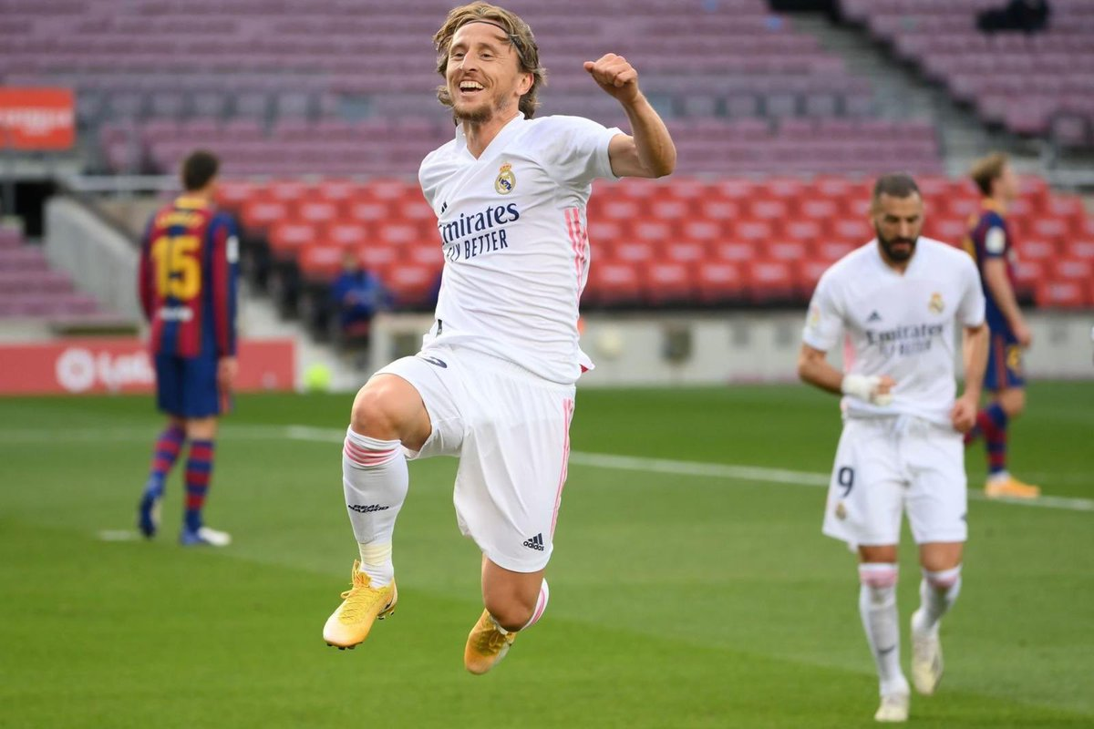 @lukamodric10's photo on Madrid