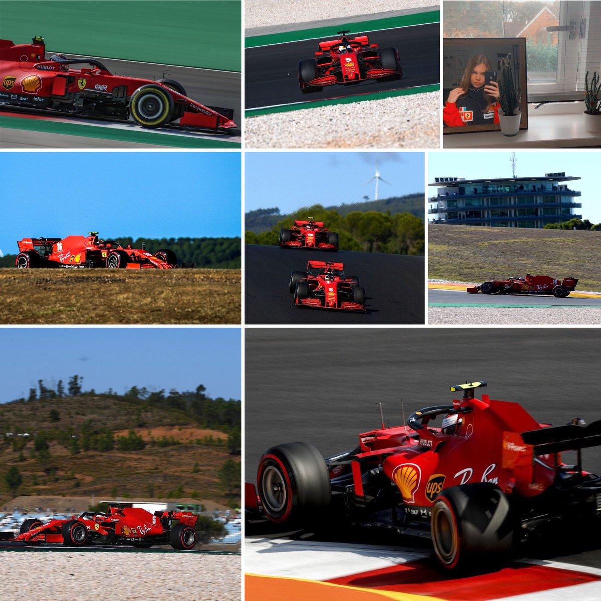 Portuguese GP 2020 Pictures Part 14 #PortugueseGP #Tifosi #essereFerrari #Ferrari #SF1000 #Charles16 #Seb5 #CL16  #Tifosiclub #F1 #Vettel #liveyourferraripassion  #Maranello #forzaferrari  #skySportsF1 https://t.co/IXEBEN5vXZ