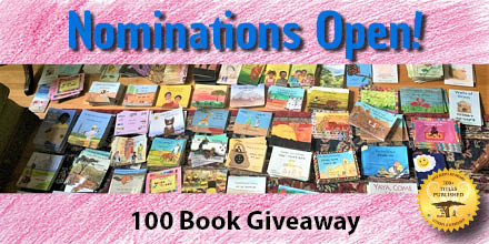 #100BookGiveaway There's just over a week left to nominate your favorite school, organization or group to receive 100 copies of our #ReadySetGoBooks. Nominate today by dropping a comment below or emailing info@openheartsbigdreams.org. Nominations accepted through 10/31/20. https://t.co/93nbZrHgDi
