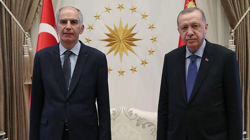 Erdoğan'ın açıklamasının ardından Fransa, Türkiye'deki Büyükelçisi'ni ülkeye çağırdı https://t.co/YwH2QpiiSq https://t.co/rQrxGId01R