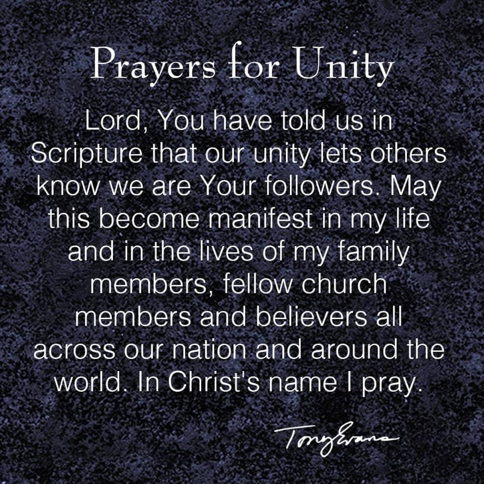 Pray for #unity https://t.co/mOpCYcil7O