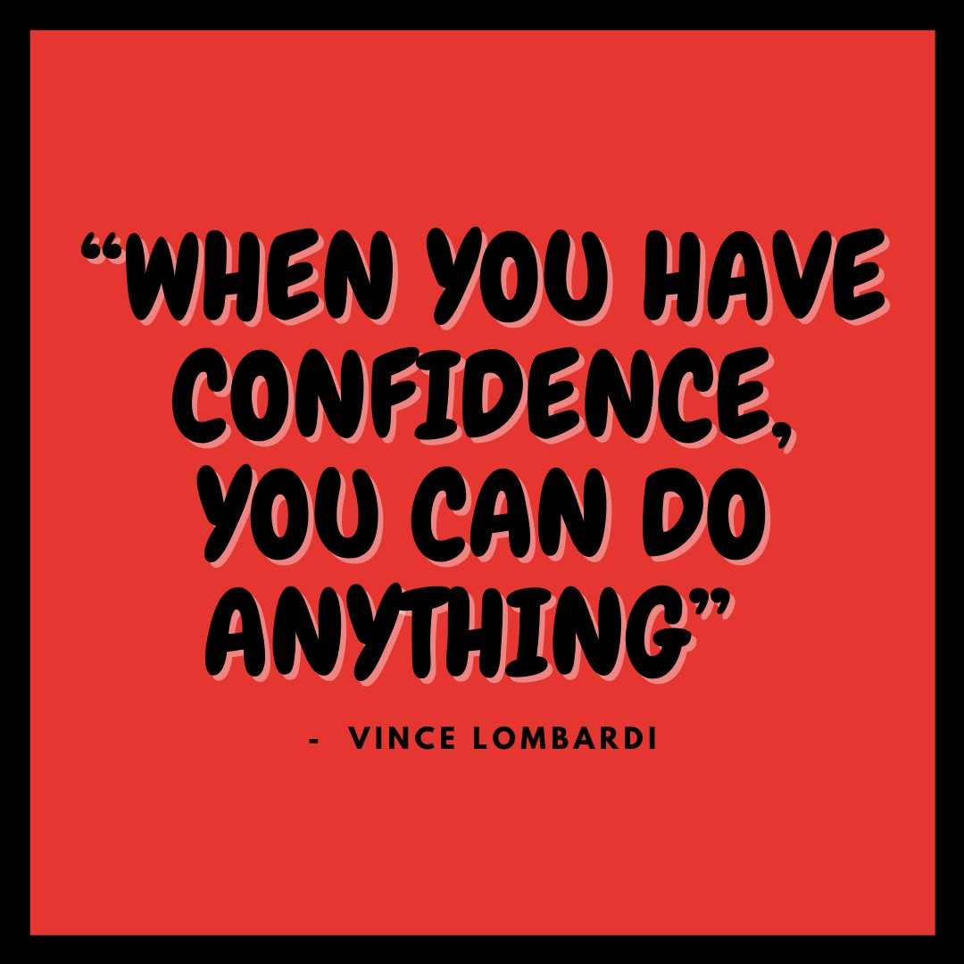 """When you have confidence, you can do anything"" -  Vince Lombardi #HarrisonburgVA #ValleyFitness #Valley #FitnessHarrisonburg #GymHarrisonburg #Exercise #Motivation https://t.co/NnZW3WNjIp"