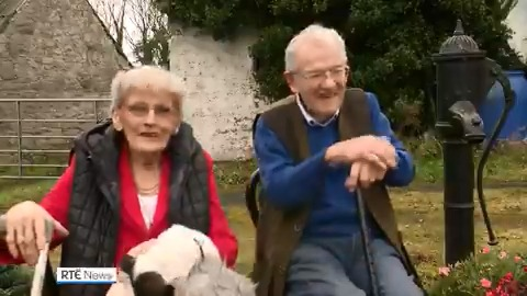 Image for the Tweet beginning: A Co Offaly couple are