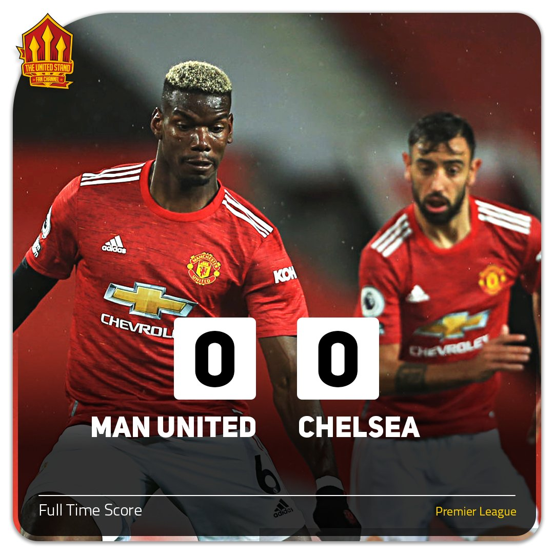 FULL TIME 0-0 Thoughts on the match?