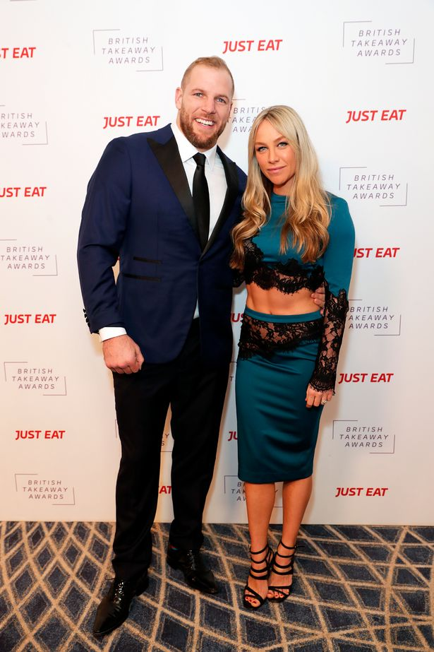 James Haskell's personal training wife Chloe Madeley helped his lockdown fitness https://t.co/NaDc7yWm5o https://t.co/MoBuDsYGrC