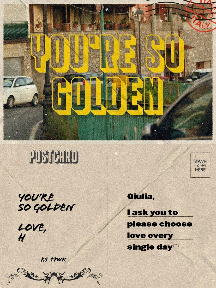 #Golden