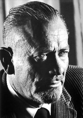 25 Oct 1962: American #author John Steinbeck was awarded the #Nobel Prize for #Literature #OTD. #NobelPrize #history #ad https://t.co/vRmolh0dDa https://t.co/HRp0p7k7Kb