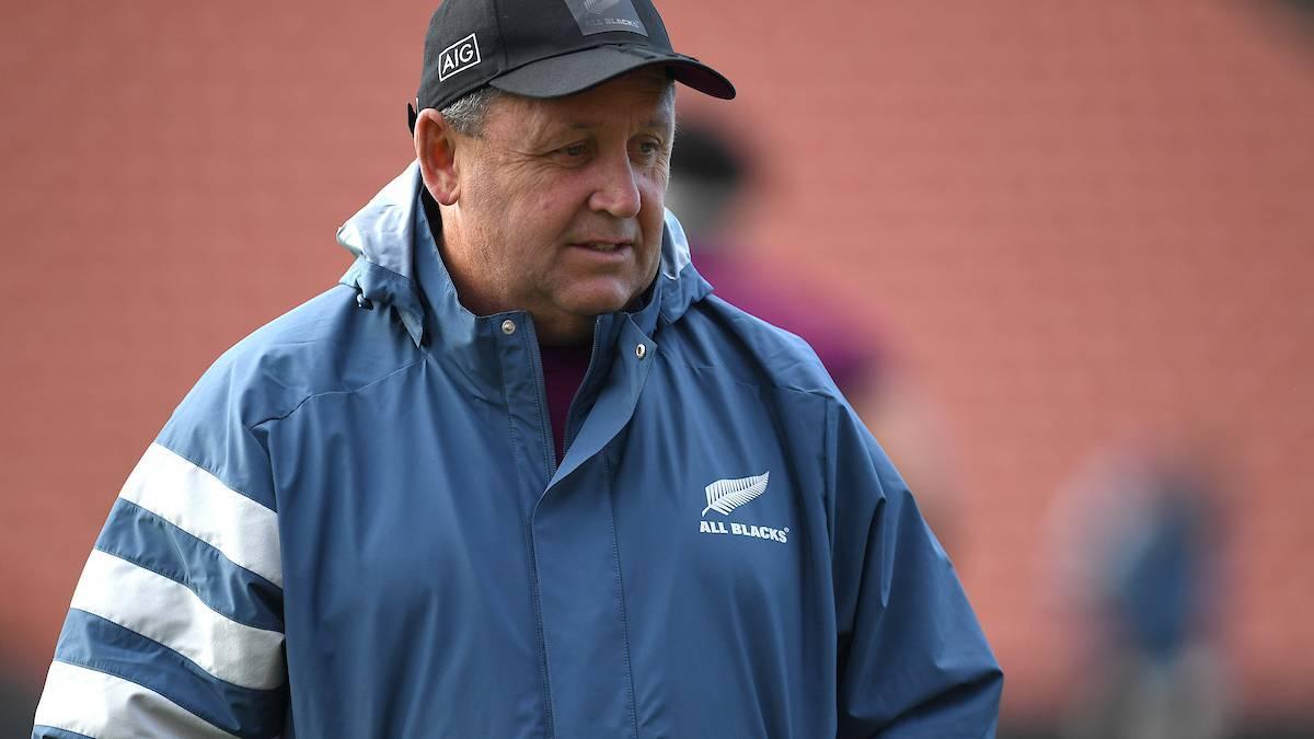 Rugby: Ian Foster opens up on being All Blacks coach, reveals plan on where to play Beauden Barrett - NZ Herald https://t.co/bUIeqeDKhT https://t.co/8U4TKCBy3U