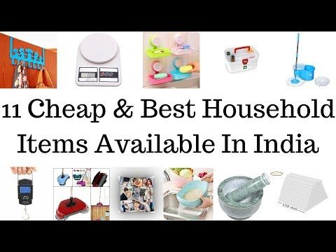 11 Cheap & Best Household Items Available In India #Household #Items #Cheap  https://t.co/KOWO35H9tt https://t.co/ZImW935d8u