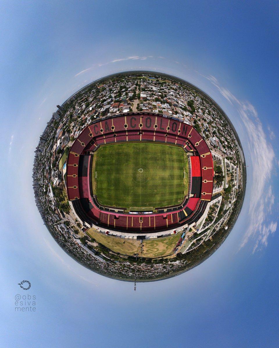 Estadio Brigadier General Estanislao López - El Cementerio de los Elefantes - Club Atlético Colón - Santa Fe . Pano 360º: https://t.co/LMe5aY8KRd https://t.co/yg5paPFVIL