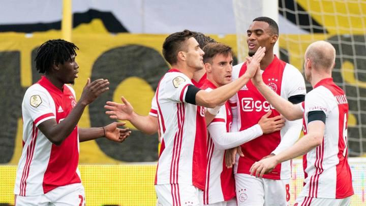 "Ecuagol on Twitter: ""PALIZA || (VIDEO) Ajax ganó 0-13 en la Eredivisie  https://t.co/nFrFESIHd5… """