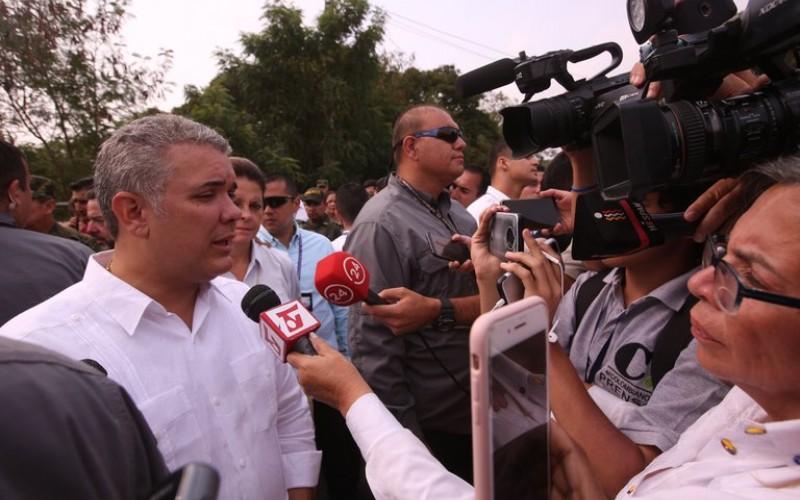 Inauguran primera mina subterránea de oro a gran escala en Colombia https://t.co/LXpxcgGJtX   #Inauguración #MinaSubterráneaDeOro #Colombia #NoticieroVenevision https://t.co/Eh2NgHxgVX