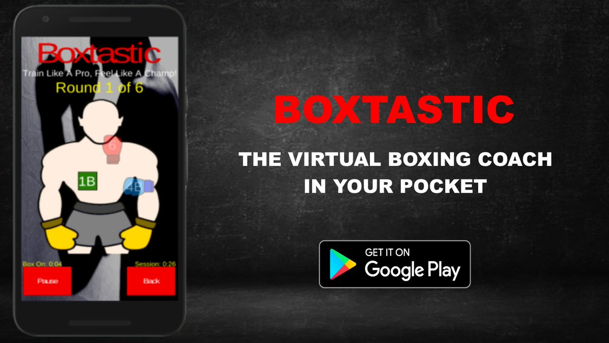 #Fight and #box at home, Boxtastic keeps you #healthy and #fit. Link to Play Store: https://t.co/BR2Onxs1aU  #boxing #ufc254 #var #golden #smackdown #boxingtraining #heavybag #gogglebox #ufc #mma #fighting #matchroom #skysports #btsports #toprank #canelo #aj #fury #wbc https://t.co/zr81d2wXMp