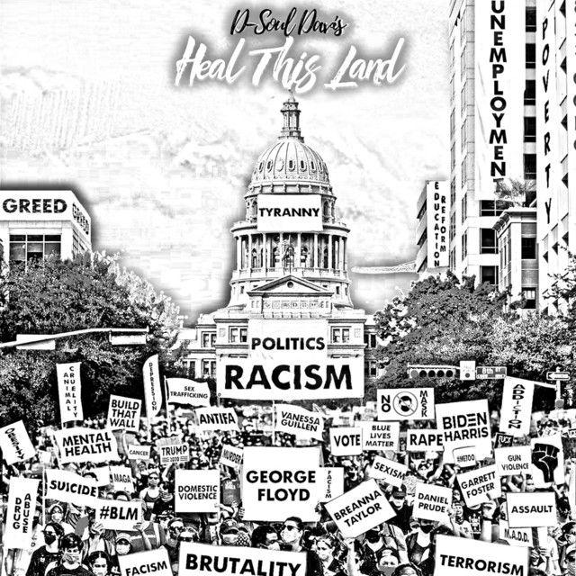 Streaming NOW on #Spotify https://t.co/PZIgScZjXA #HealThisLand by @DSoulDavis #KamalaHarris #DonaldTrump #Justice #SupremeCourt #RuthBaderGinsberg #RBG #GeorgeFloyd #AliciaKeys #JohnLegend #Adele #BlackLivesMatter #MSNBC #CNN #FOXNEWS #Media #News #BreakingNews #Politics #Faith https://t.co/Juor2f1On0