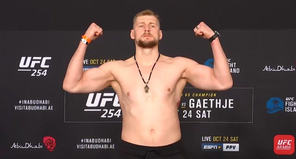 #UFC 254: Alexander Volkov Puts Away Walt Harris - https://t.co/Q1jRBNn1lZ #UFC254 https://t.co/w92ECPJ7WW