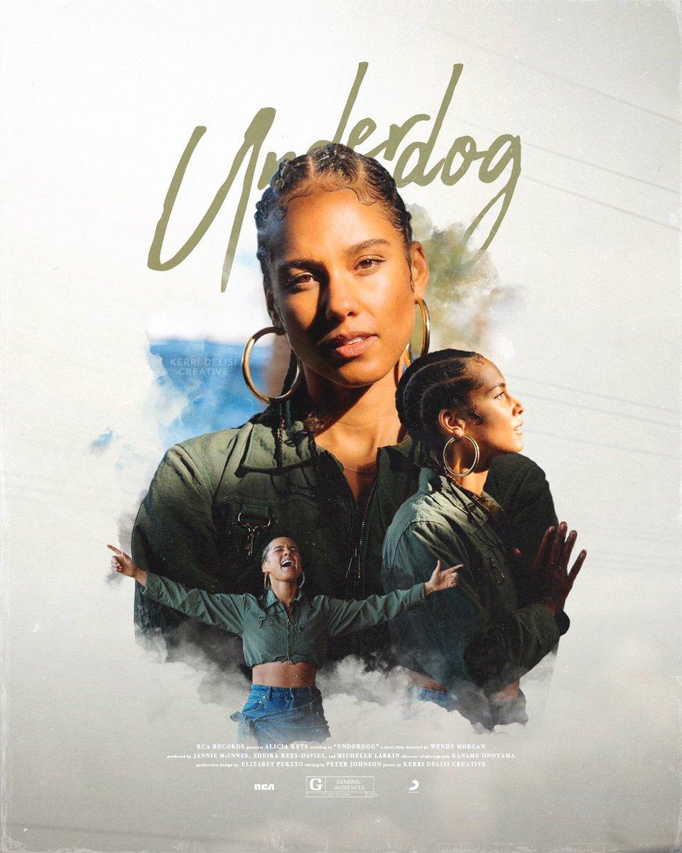 Underdog | @AliciaKeys | 233  #AliciaKeys #Underdog https://t.co/fzTojCdL6C