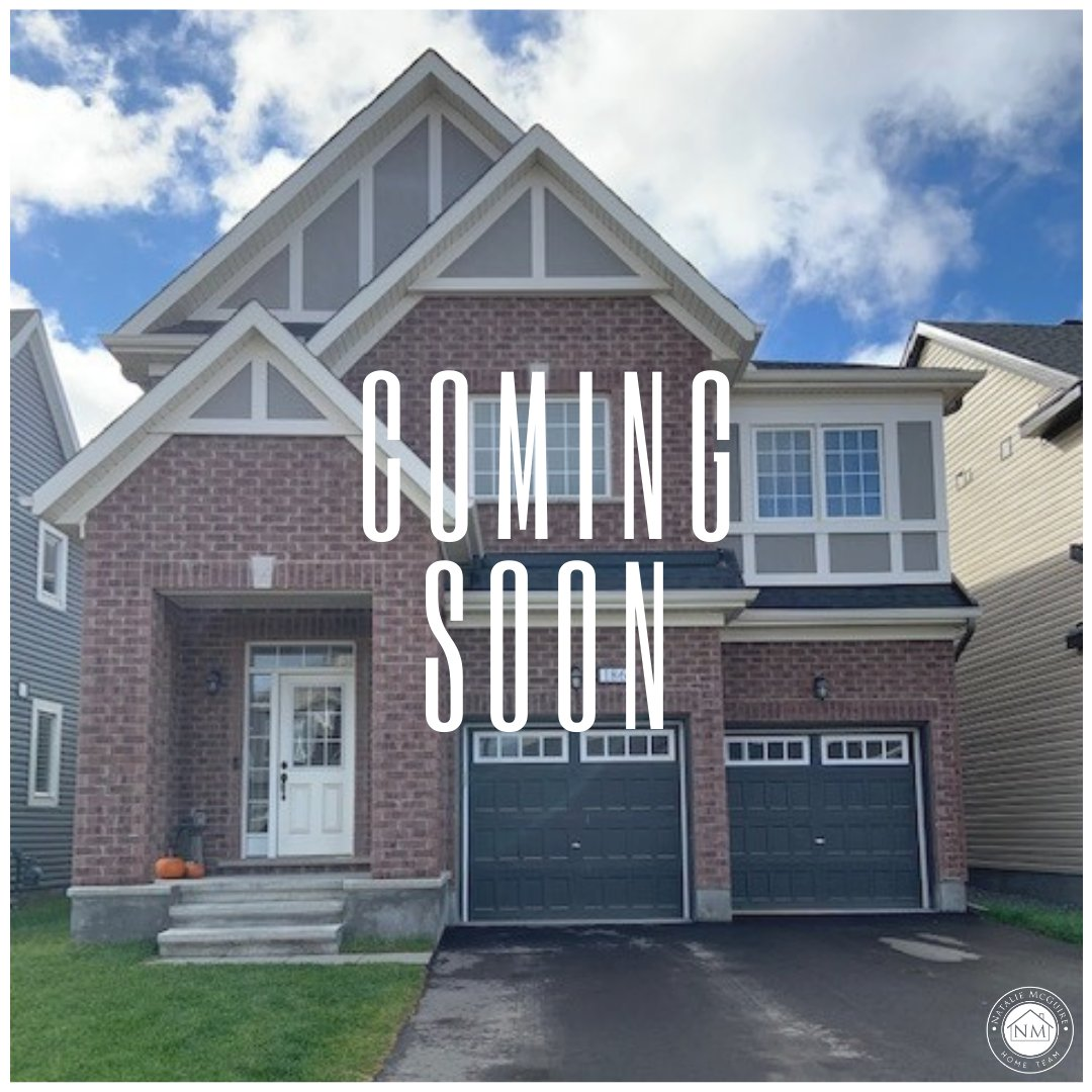 ➡️ COMING SOON hello Abbottsville Crossing 👋 one near new move-in ready single-family home coming right up!  Hitting MLS soon - contact Nat for info: 📧 natalie@nataliemcguire.ca / 📞 613-859-8474  #comingsoon #realestate #AbbottsvilleCrossing #familyhome #TEAMNAT @RLPTeam https://t.co/y99oAZggAU