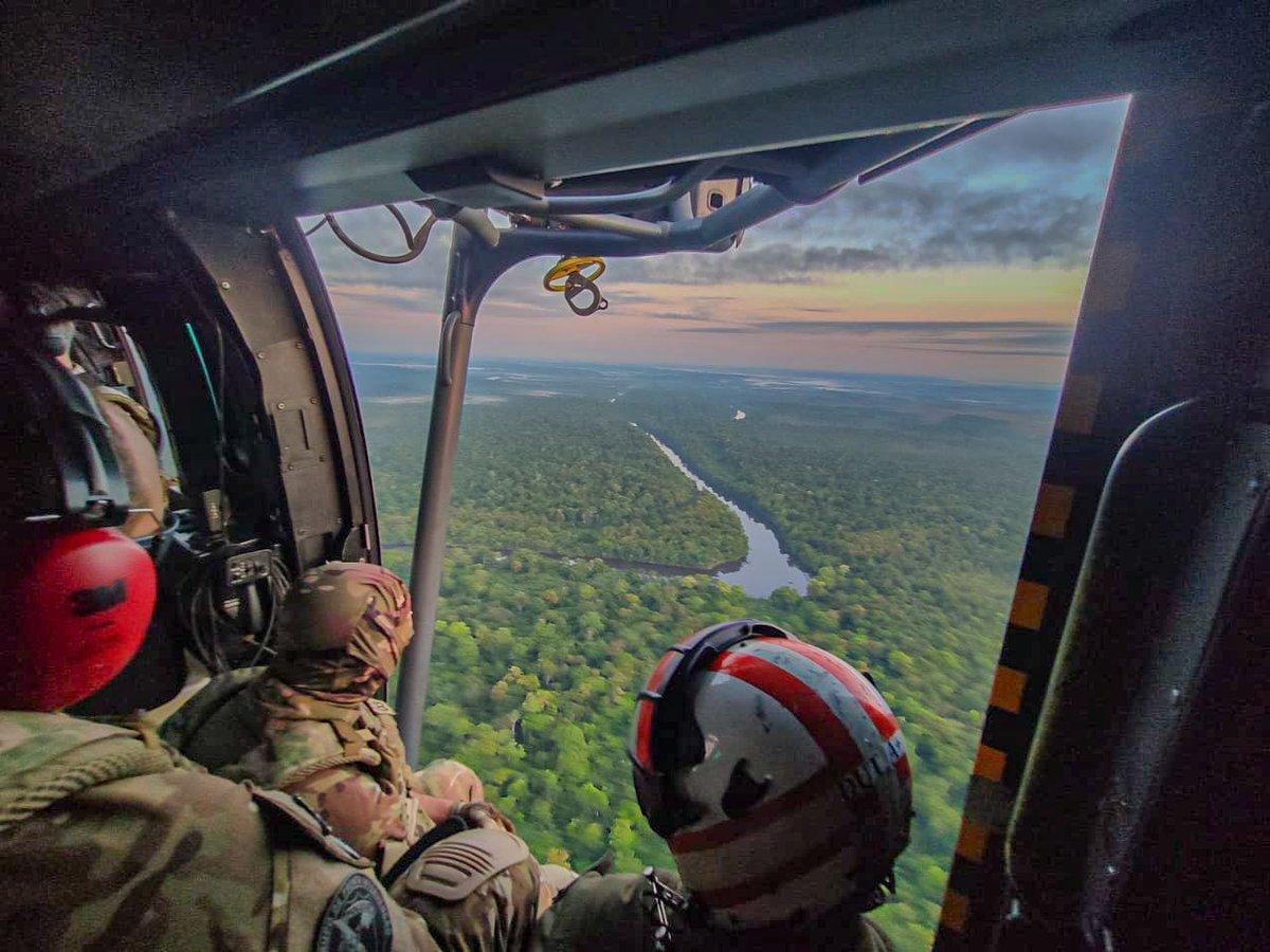 Tropas do Comando Conjunto Norte apreendem 45 quilos de ouro de garimpo ilegal em reserva nacional no Pará https://t.co/Mcwqj5xYop #BraçoForte #MãoAmiga https://t.co/PpbfOFgr3x