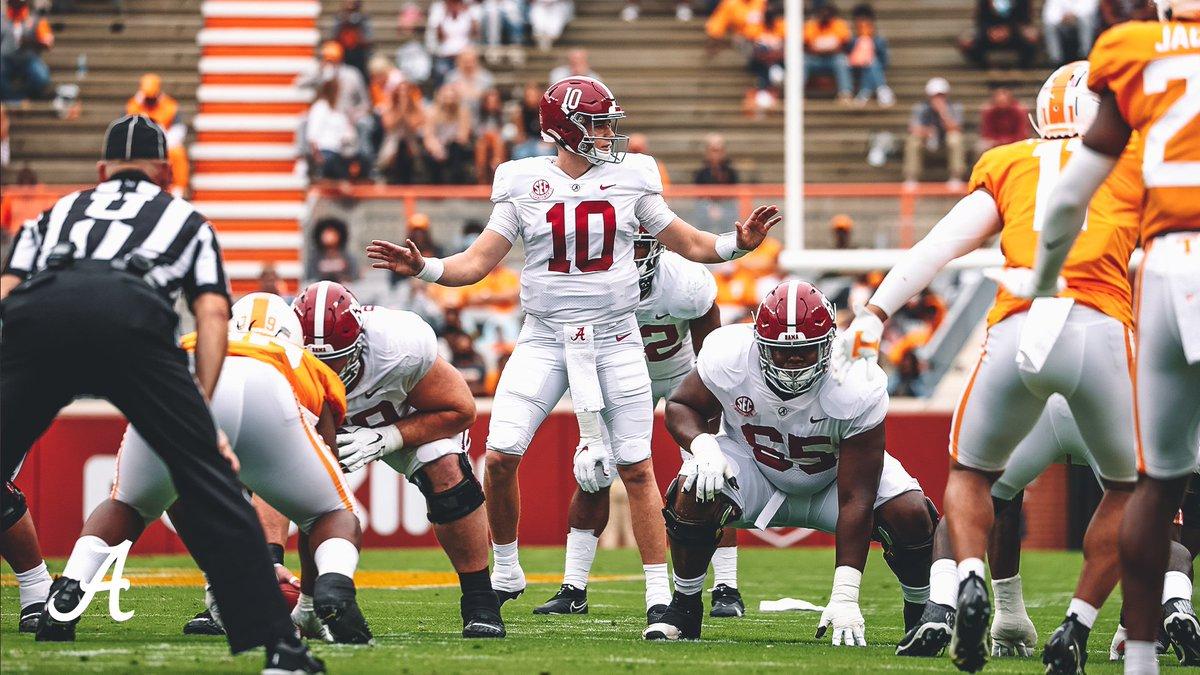 @AlabamaFTBL's photo on Mac Jones