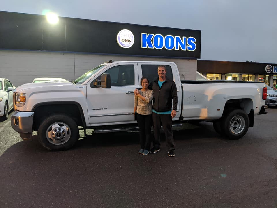 Your search for the best deal stops when you shop at Koons Automotive! #happycustomer #smartshopper 😍😎 If we can help, simply send us a message or give us a call at (540) 812-2444. For fast pre-approval register online at https://t.co/x4kZMe2Gmp https://t.co/c15i0VgrCs