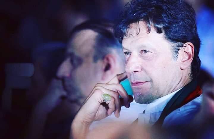 @ImranKhanPTI شالا تتی ہوا نہ لگی  شالا جگی باد روی شالا رب کنڈ نہ لاوی شالا سکھی منزالاں ہون ای شالا اوچے فخر ہون ای شالا شام نہ تھیویں آمین ❤️