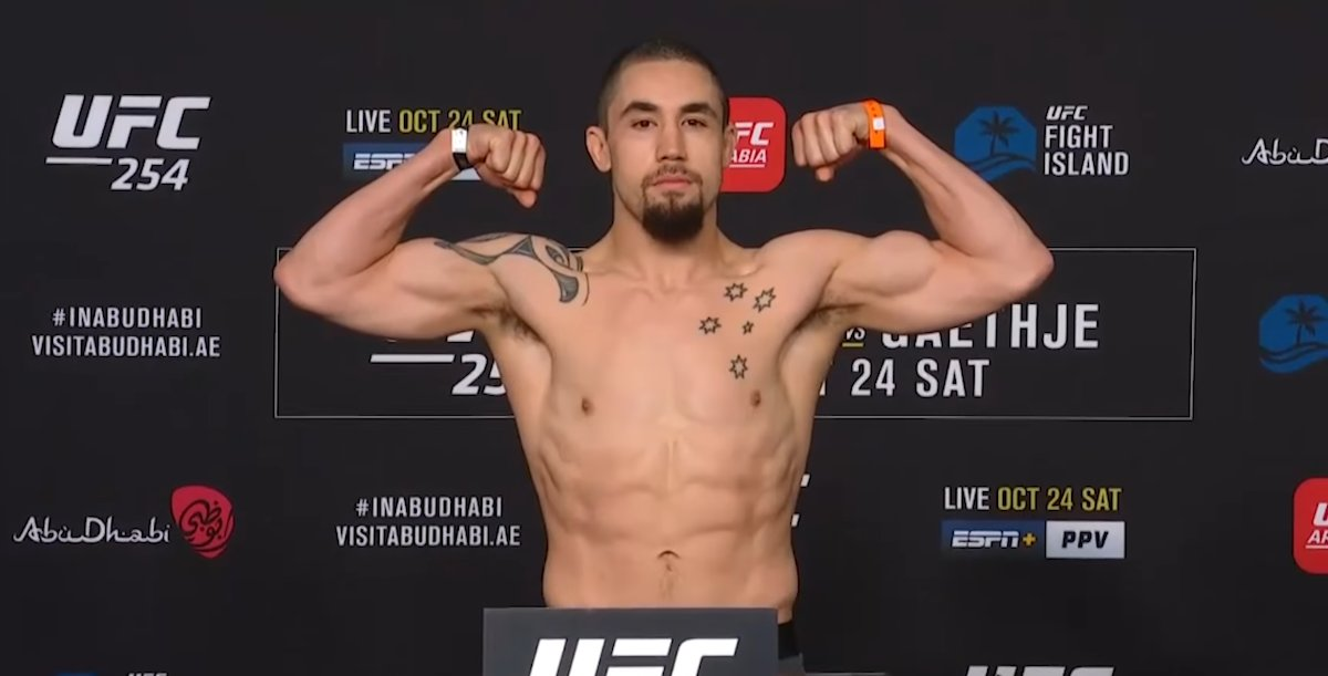 #UFC 254: Robert Whittaker Outscores Jared Cannonier - https://t.co/8ionCWaFNU #UFC254 https://t.co/5bWWByvXYZ