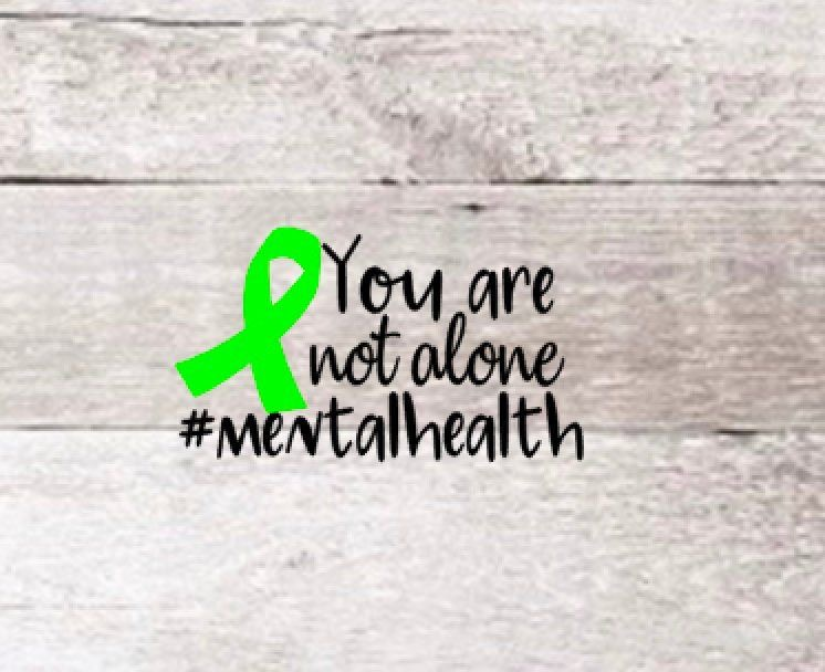 Friendly reminder....  #NotAlone #InThisTogether #MentalHealthForAll https://t.co/SGxNMrHW2l