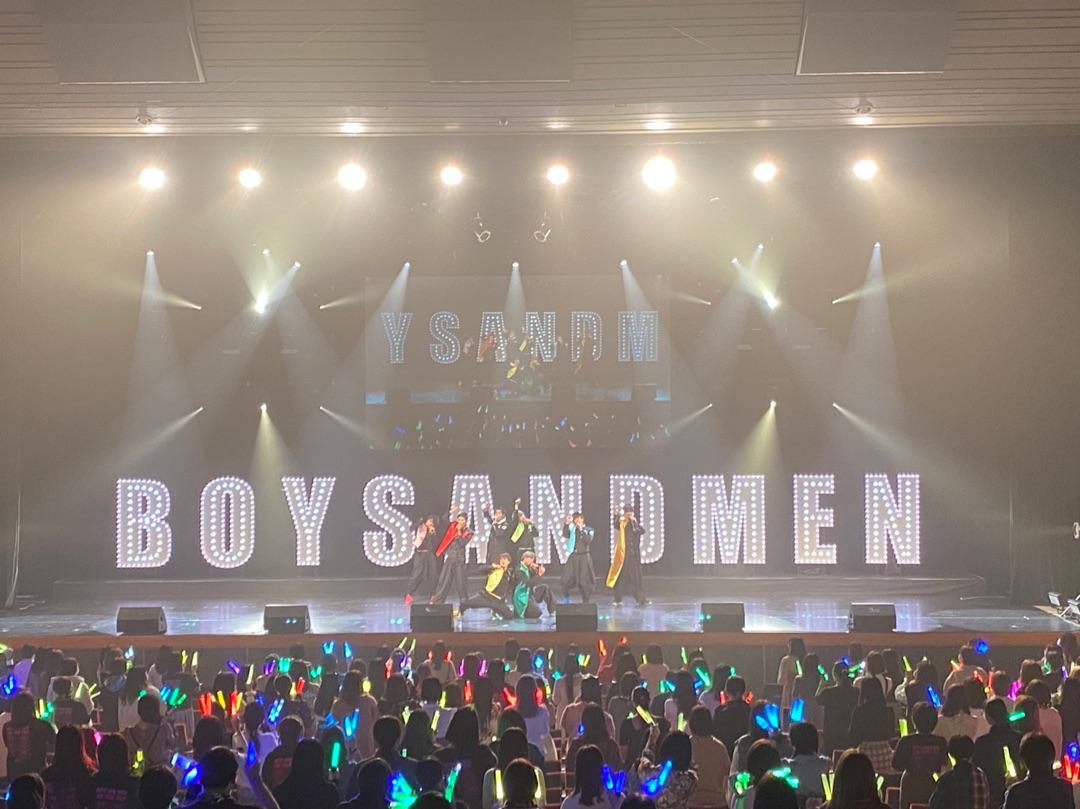ツアー仙台 ー アメブロを更新しました#BOYSANDMEN