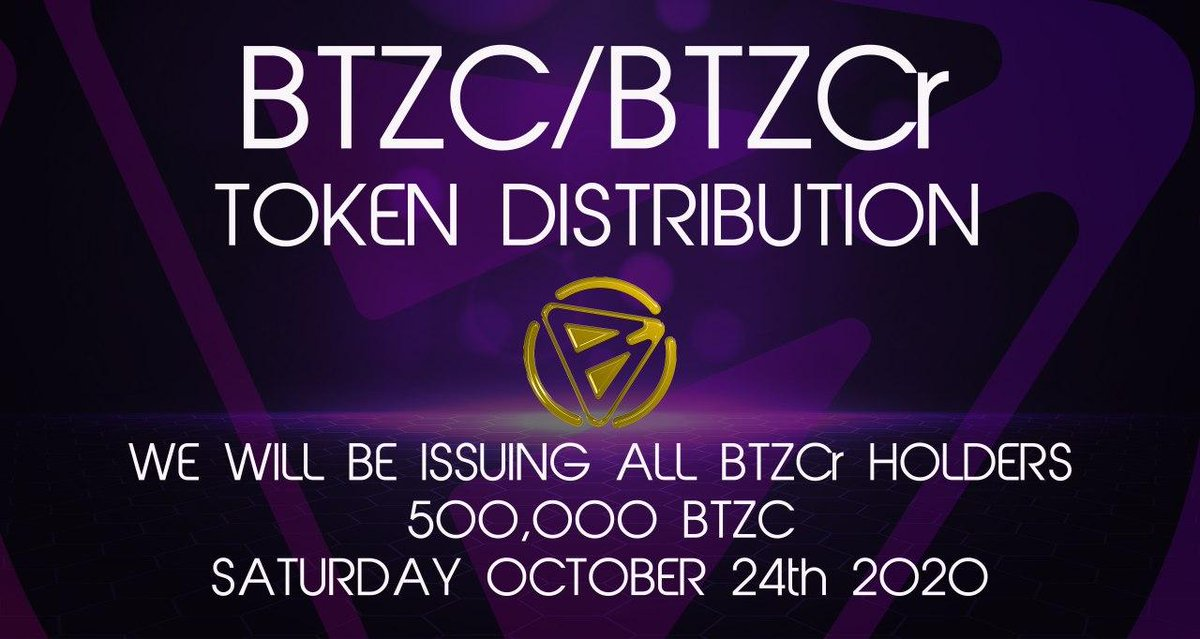 Tweet by @BeatzCoin