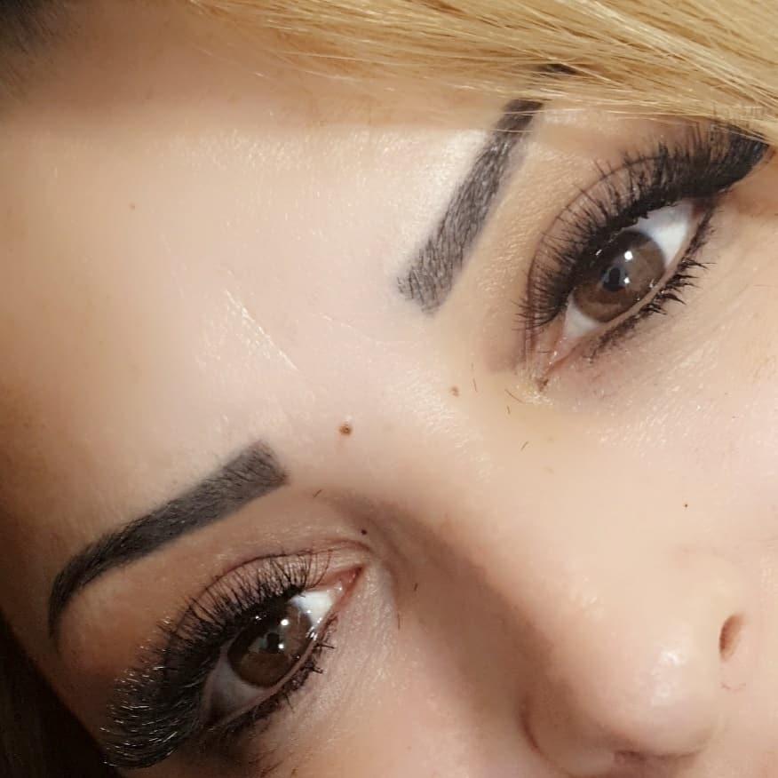 #Lashextension #lashesfordays  #lashboss #lashlove #lashartist #eyelashextensions #beauty #beautiful  https://t.co/F2Ir3YSpve https://t.co/vToEd4adQf