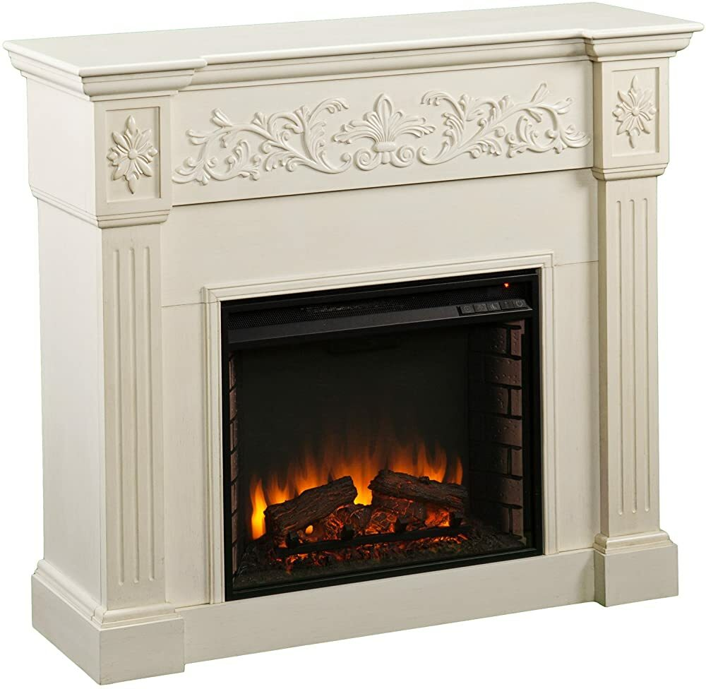 SEI Furniture Calvert Electric Carved Floral Trim Fireplace, Ivory https://t.co/YvMr4VODq5 #gifts #giftideas #shopping #household #holiday #blackfriday #thanksgiving #cybermonday @amazon #amazon #primeday https://t.co/NZ0dMF57OI