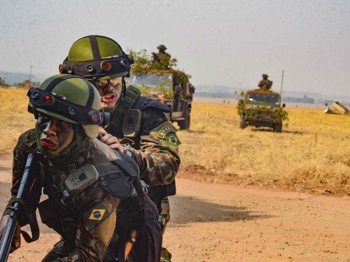4ª Brigada de Cavalaria Mecanizada finaliza certificação como Força de Prontidão do Exército Brasileiro https://t.co/P6Dh1Wl6Kz #BraçoForte #MãoAmiga https://t.co/6CNm8t1bfp
