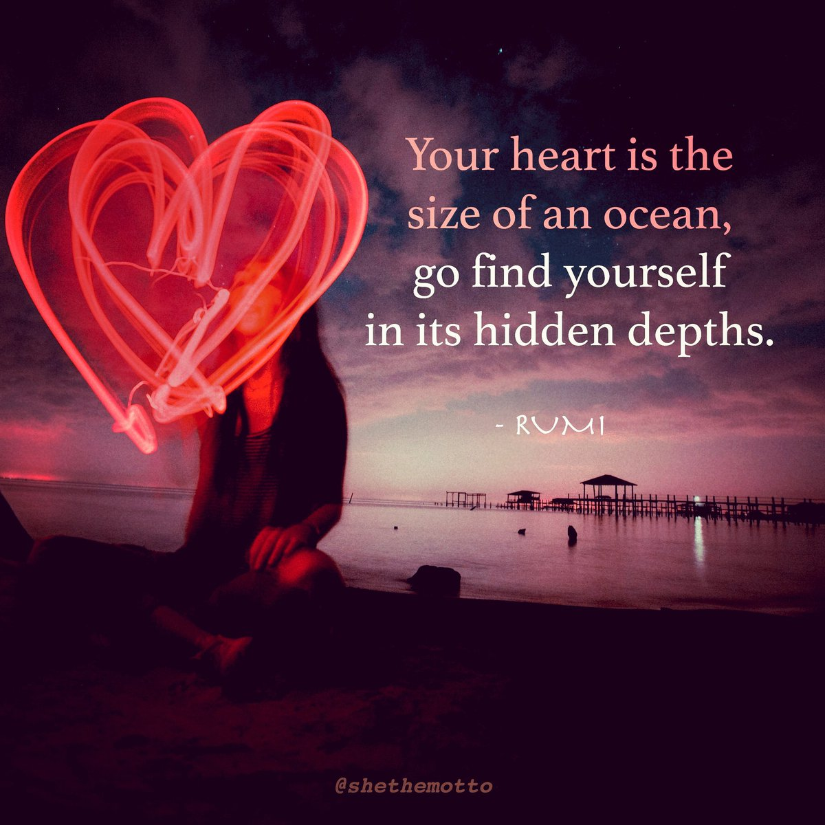 Knowing yourself is the beginning of all wisdom ❤️  #BlessedWithWisdom #Rumi #Truth #quotes #affirmation #SundayMorning #findyourself #dontgiveup #SecretToBoostConfidence #HappeningNow #WiseWords #Inspiration #shethemotto #Hearties https://t.co/5o1et7gtmU