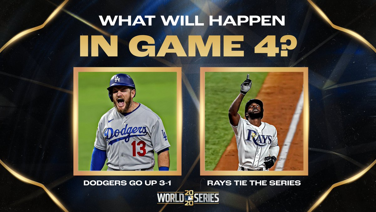 @MLB's photo on Game 4