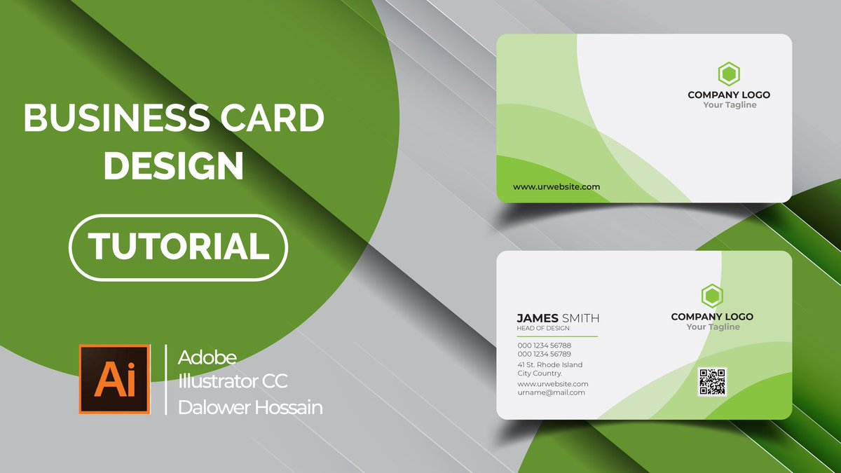 Professional business card design in illustrator CC Link - https://t.co/21DueFVHG1  #businesscard #illustrator #visitingcard #graphicdesign #video #youtube #tuitorial #visiting #abstract https://t.co/etyznLCRGL
