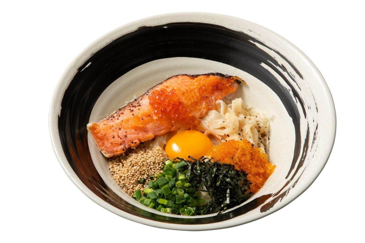 """[明日発売] 生カルボナーラ専門店""""超もちもち麺""""の「鮭といくらのしょう油香るカルボナーラ」が原宿に -"""