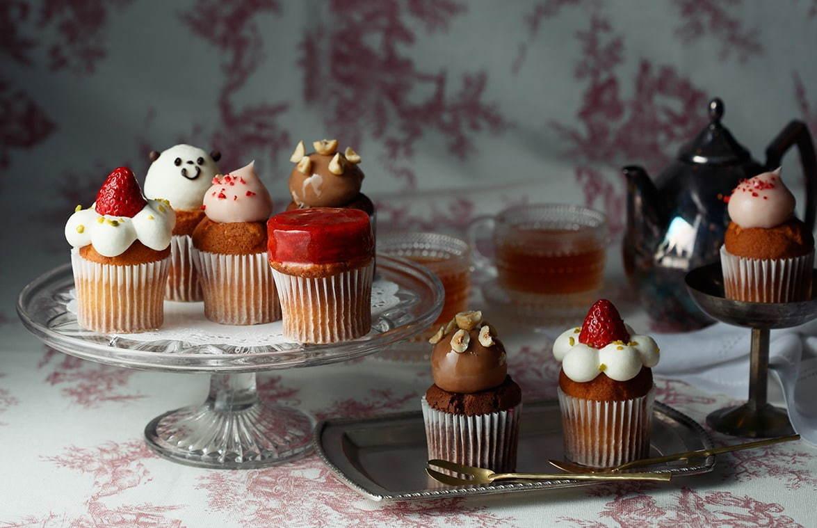 [明日から開催] フェアリーケーキフェア初の食べ放題がグランスタ東京で、アニマルケーキや生バターサンドなど -